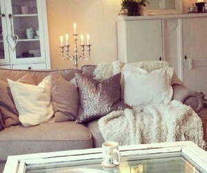 candles, girly, and home image