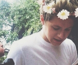 one direction, icon, and niall horan image