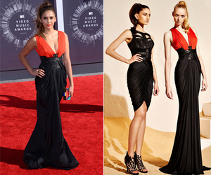 mtv, Nina Dobrev, and vmas image