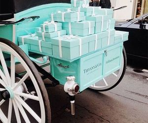 tiffany, blue, and Tiffany & Co. image