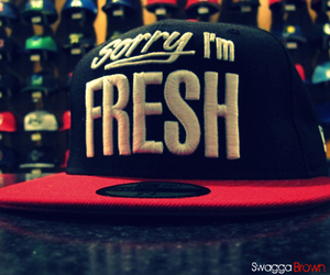 fresh, swagg, and hat image