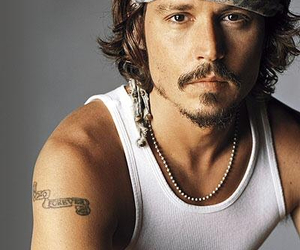 jhonny deep, actor, and famous image