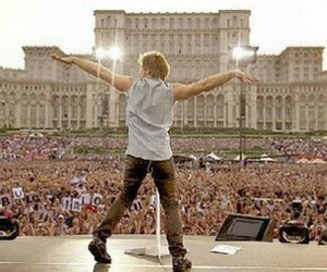 bucharest, concert, and romania image