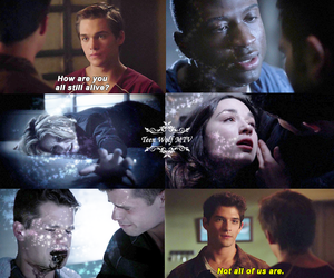 teen wolf, allison, and boyd image
