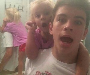 cute, hayes grier, and magcon image
