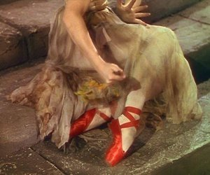 1948, ballet, and the red shoes ballet image
