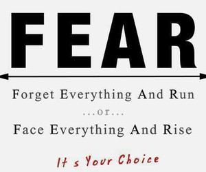 choice, fear, and motivation image