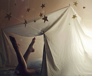 stars, Dream, and legs image