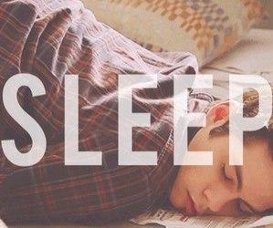sleep, teen wolf, and dylan o'brien image