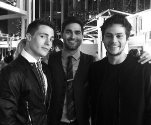teen wolf and dylan o brien image