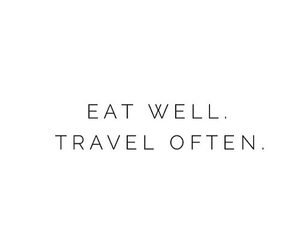 eat, food, and quote image