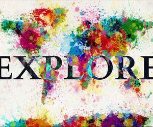 explore, travel, and world image