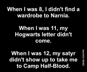 narnia, harry potter, and gandalf image