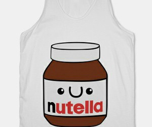 hehe, nutella, and sweet image
