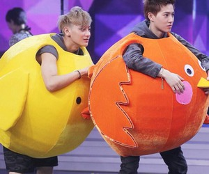 exo, tao, and suho image