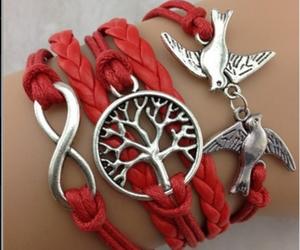 bracelet and tree image