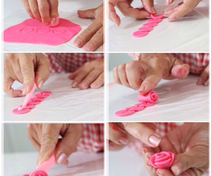 diy, roses, and doityourself image