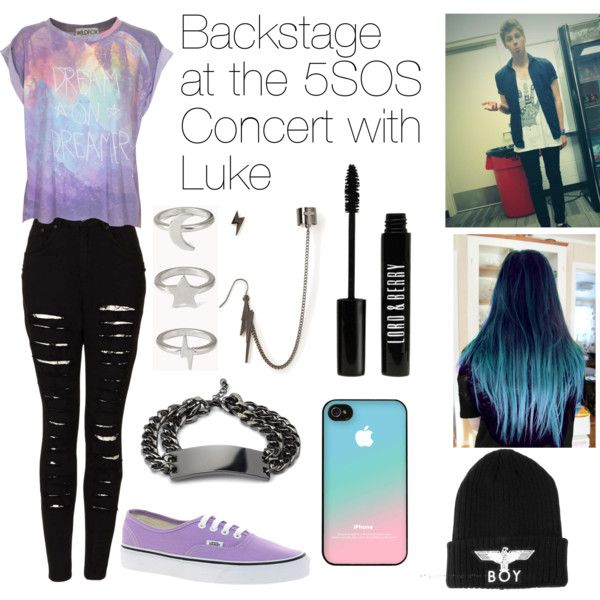 631289380a2 5sos outfit discovered by punkrockqueen on We Heart It