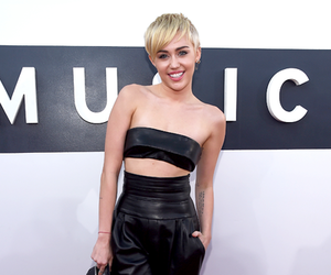 miley cyrus, miley, and vmas image