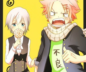fairy tail, lisanna, and nali image