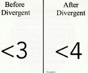 divergent, four, and tobias image