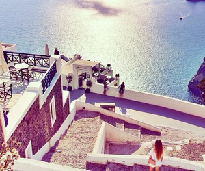 amazing, Greece, and view image
