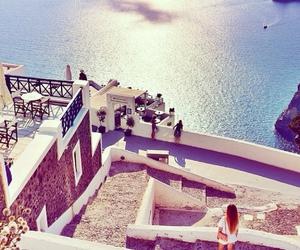 amazing, Greece, and summer image