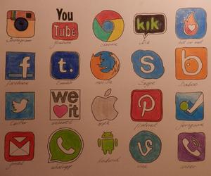 drawing and logos image