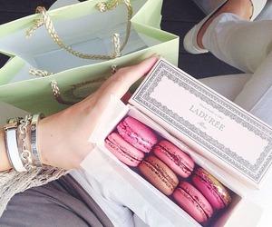 laduree and macarons image