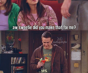 himym, drink, and funny image