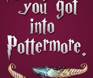 harry potter, reblog, and pottermore image
