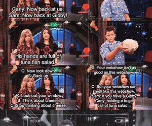 carly, icarly, and funny image
