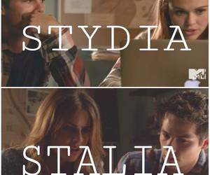 teen wolf, stalia, and stydia image