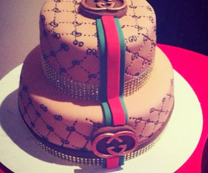 gucci and cake image