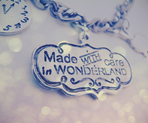wonderland and care image