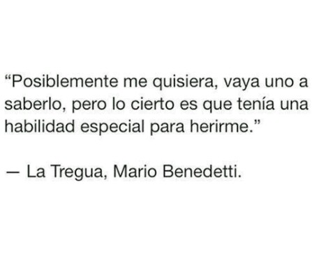 La Tregua Mario Benedetti Uploaded By Sweet Drugs