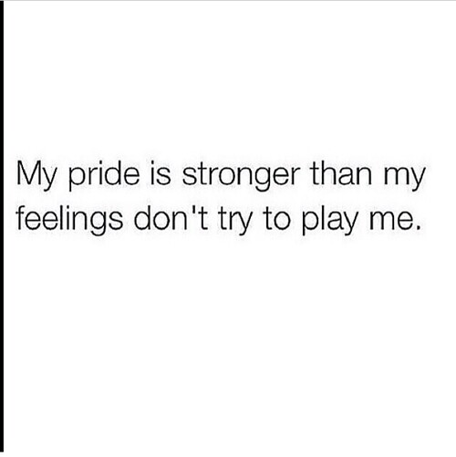 My Pride Is Stronger On We Heart It
