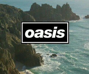 oasis, band, and music image