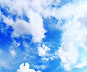 blue, clouds, and indonesia image