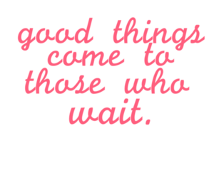 good things, pink, and quote image