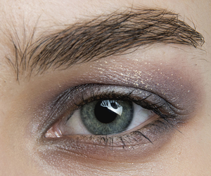 beauty, makeup, and silver image
