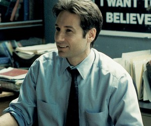 aliens, fox mulder, and x files image