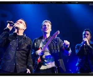 coldplay, the killers, and u2 image