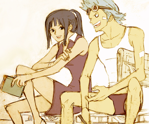 franky, robin, and one piece image