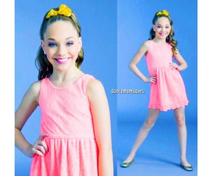 love it, maddie, and dance moms image