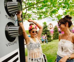 beauty, mysteryland, and festival image