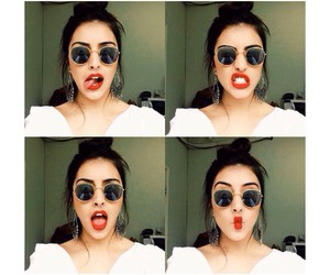 Caretas, instagram, and girl image