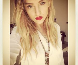 blonde, perrie, and little image