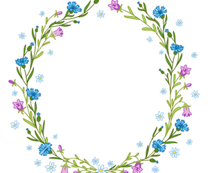 composition, wreath, and floral image