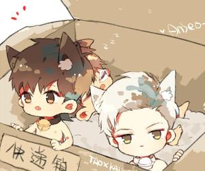 exo, fanart, and tao image